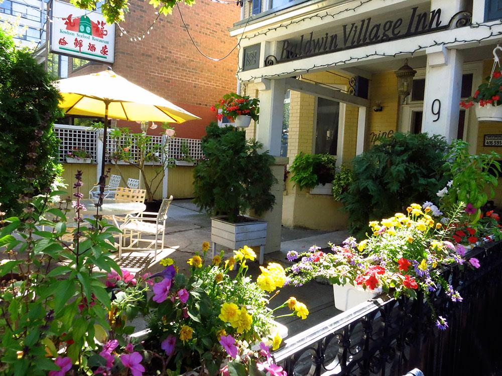 Baldwin Village Inn